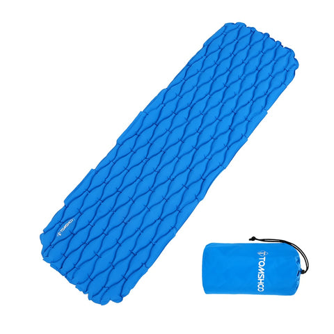 TOMSHOO Ultralight Inflatable Sleeping Pad Mattress