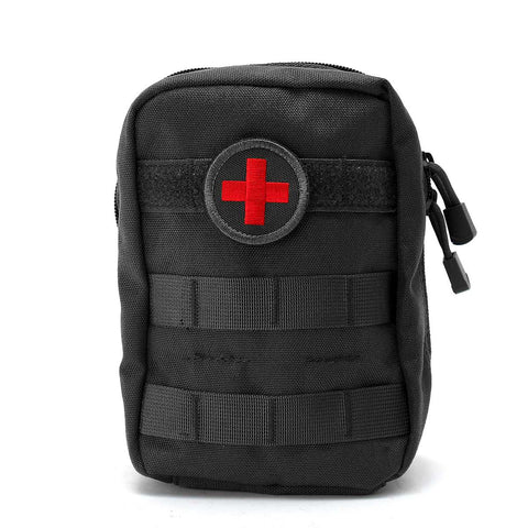 Tactical First Aid Bag and Survival Kits