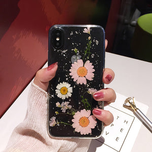 Dried Floral iPhone Case