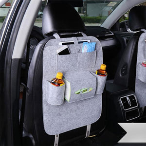 Back Seat Hanging Compartments ( 1 )