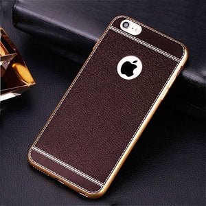 Premium Leather IPhone Case