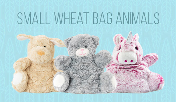 Small wheat Bag Animals