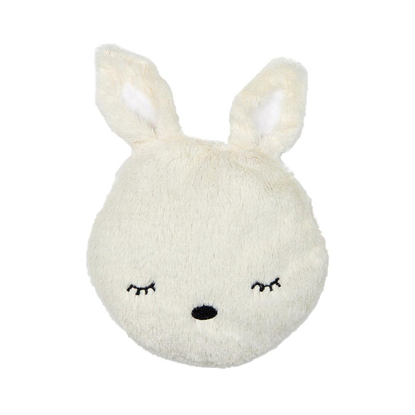 Small Wheat Heat Bag Animal Head - Bun Bun The Bunny - The Grain Shop Online Store