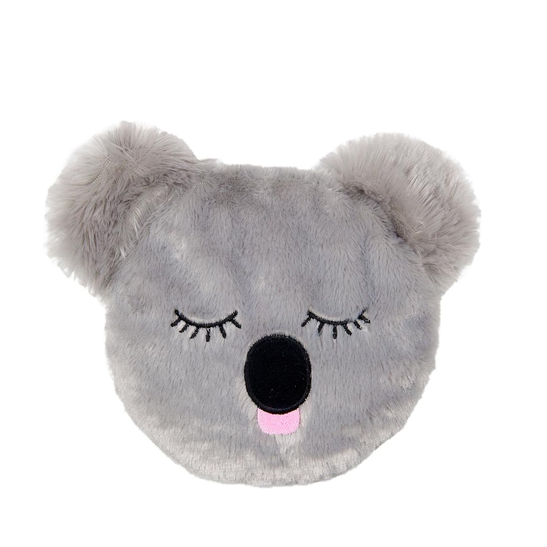Small Wheat Heat Bag Animal Head - Lala The Koala - The Grain Shop Online Store