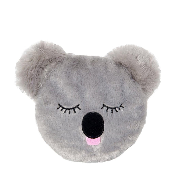 Small Wheat Bag Animal Head - Lala The Koala - The Grain Shop Online Store