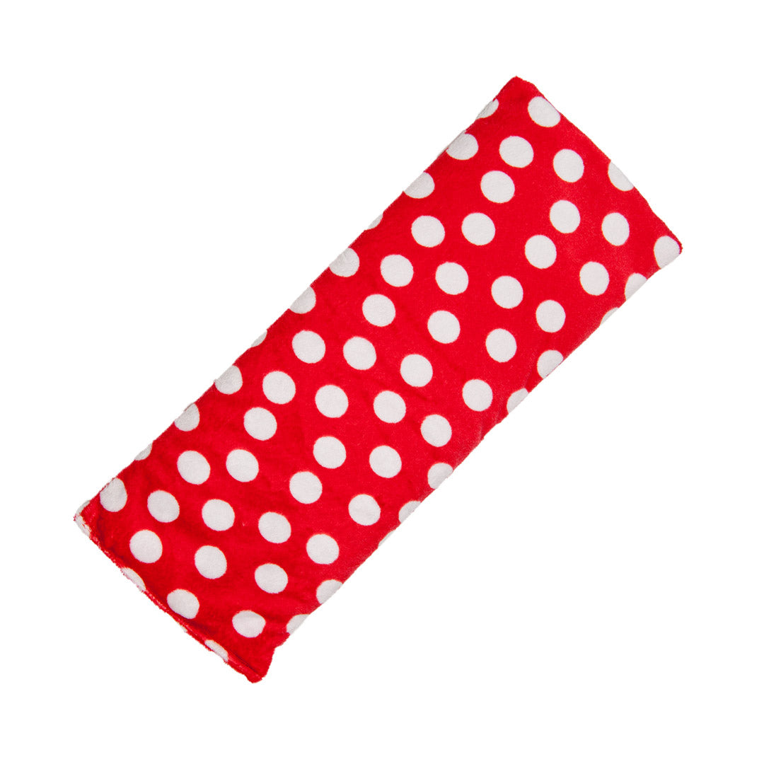 Wheat Heat Bag - Red With Spots - The Grain Shop Online Store