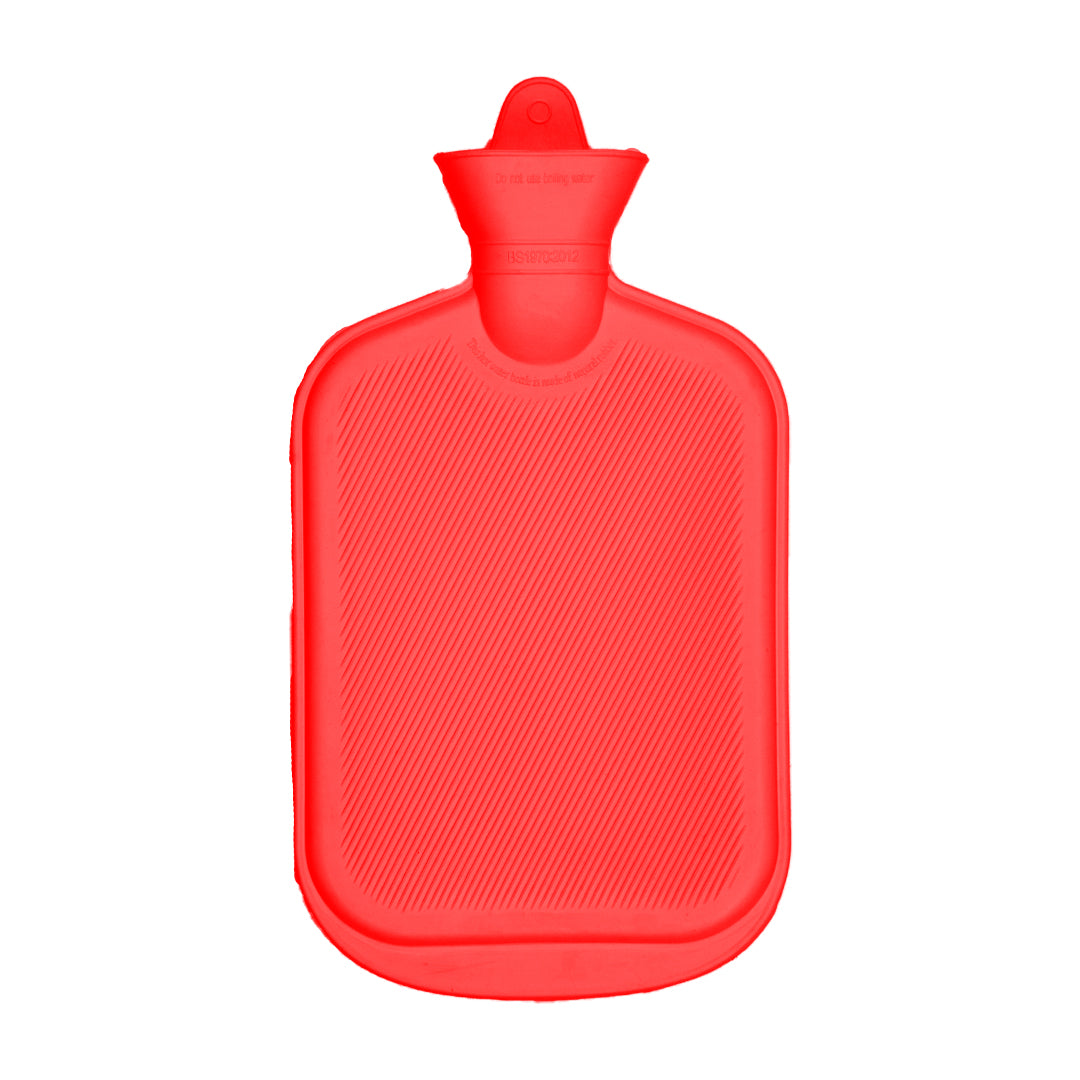 Hot Water Bottle - Red - The Grain Shop Online Store