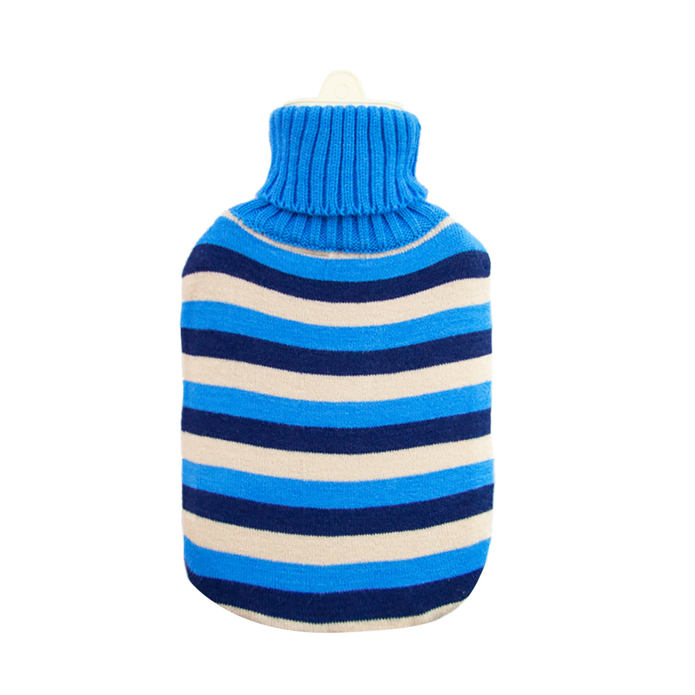 Hot Water Bottle & Cover - Stripes Knit - The Grain Shop Online Store