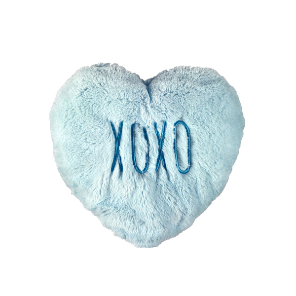 Wheat Heat Candy Cuddlers - Baby Blue Heart