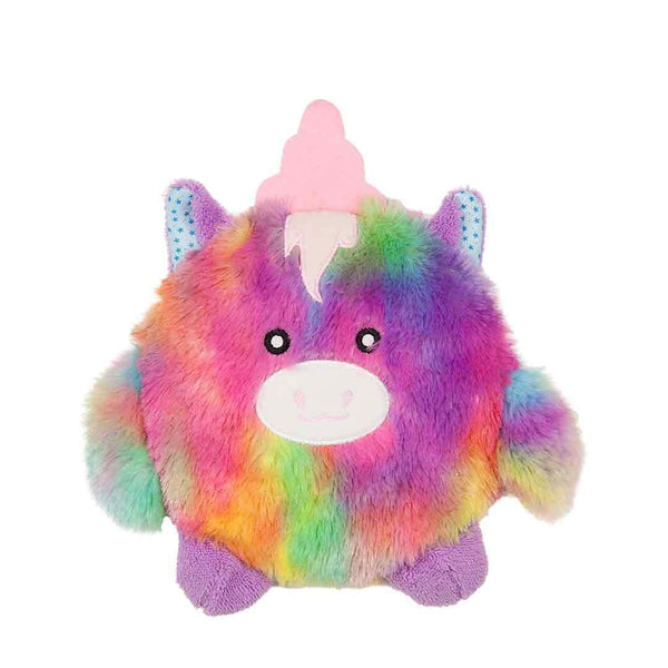 Small Wheat Heat Bag Round Animal - Tilly The Unicorn - The Grain Shop Online Store