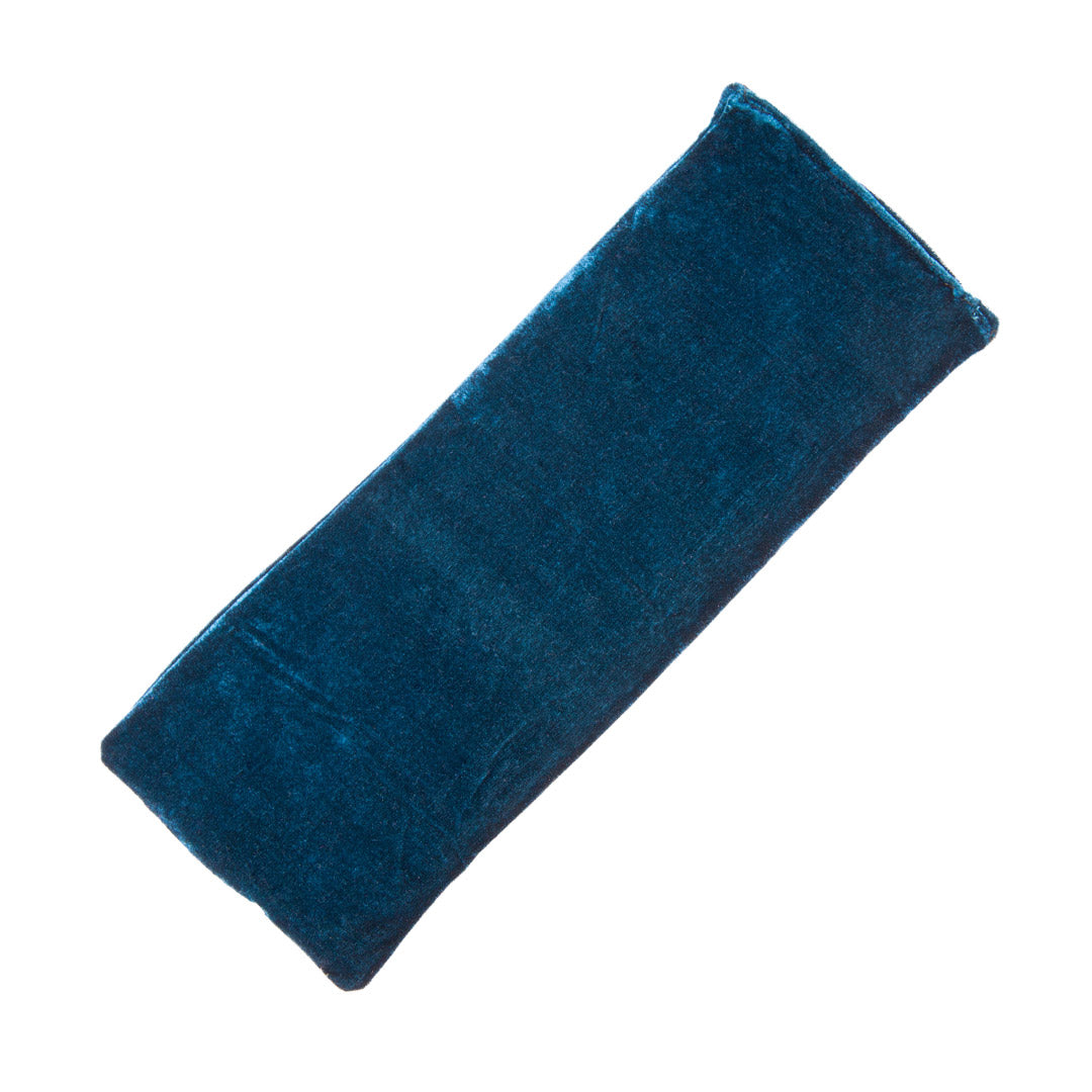 Wheat Bag - Teal Velour - The Grain Shop Online Store