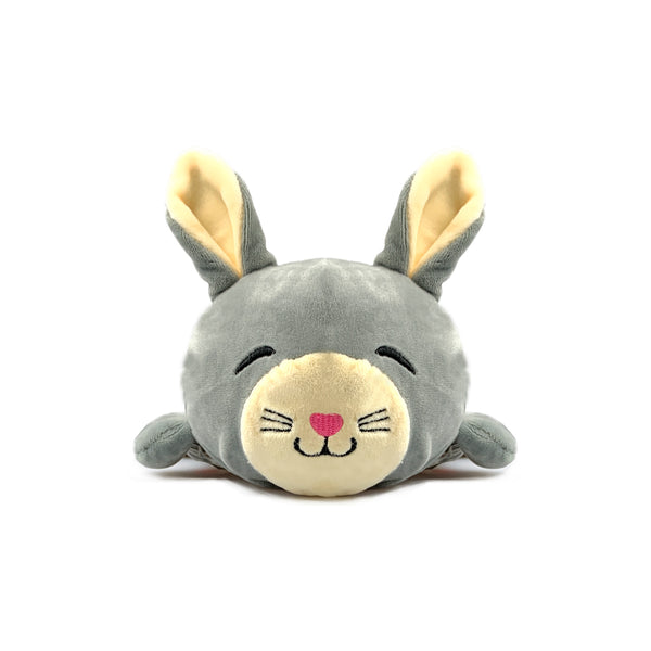 Chubby Wheat Heat Bag Animal - Shadow The Bunny - The Grain Shop Online Store