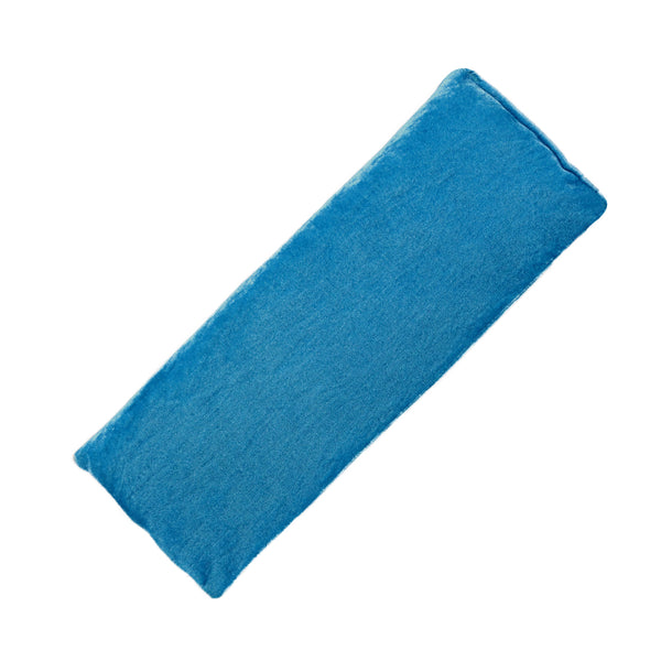 Wheat Bag - Sapphire Blue Velour - The Grain Shop Online Store