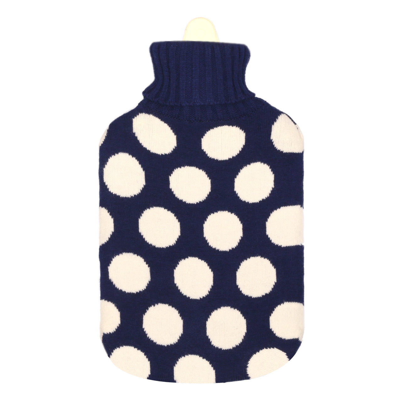 Hot Water Bottle & Cover - Spots Knit - The Grain Shop Online Store