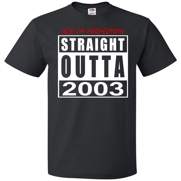 Generation Z Born In 2003 Birthday T Shirt Gift For Teenager