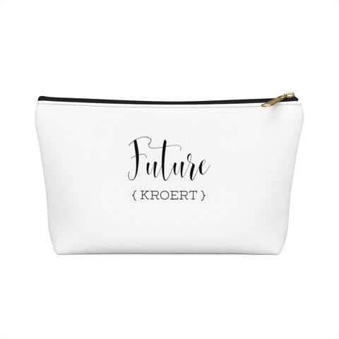 Future Court Reporter - Accessory Pouch w T-bottom