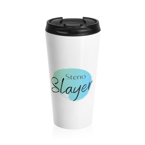 Seno Slayer  - Stainless Steel Travel Mug