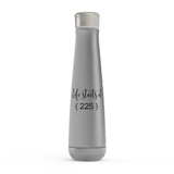 Peristyle Water Bottles - Life starts at 225
