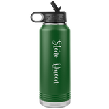 Steno Queen Large Water Bottle