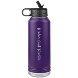 Madam Court Reporter Large Water Bottle