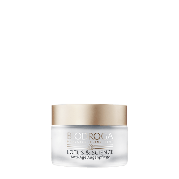Biodroga Lotus & Science Anti-Age Eye Care