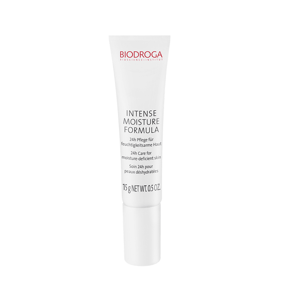 Biodroga Intense Moisture Formula 24h Care - Travel Size
