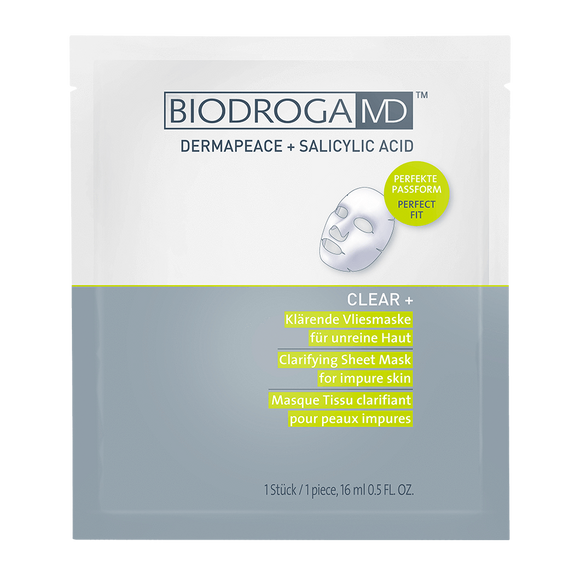 BiodrogaMD™ Clear+ Sheet Mask