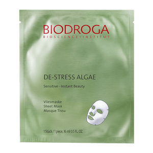 Biodroga De-Stress Algae Sensitive Sheet Mask
