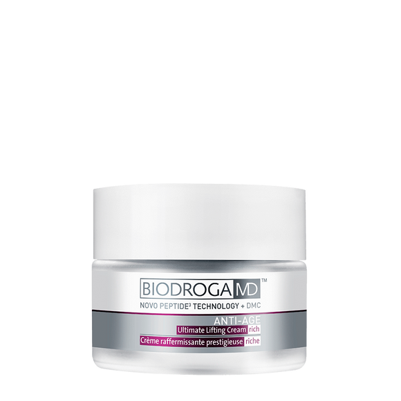 BiodrogaMD™ Anti-Age Ultimate Lifting Cream Rich - Dry Skin