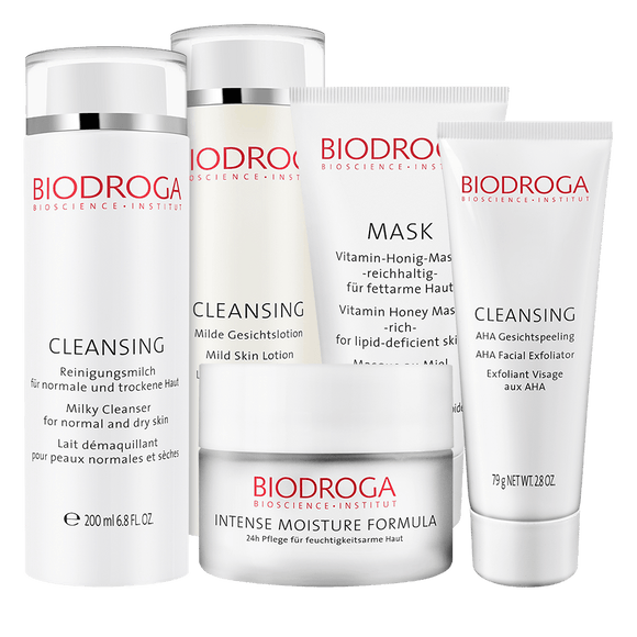 Biodroga Intense Moisture Hydration Kit - Normal
