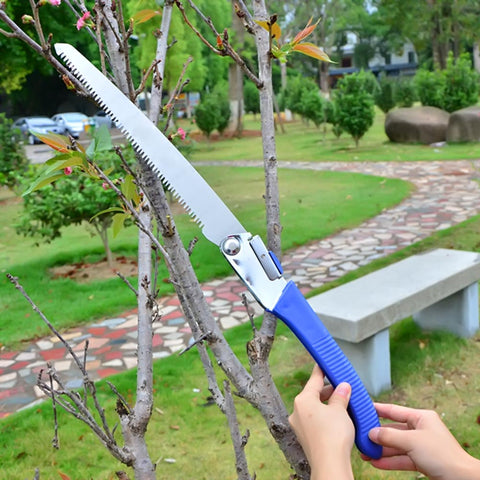 Mini Portable Pruning Hacksaws Garden Folding Trimming Saw Pruning