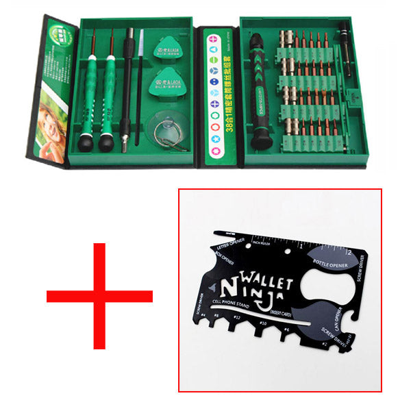 LAOA Sale Screwdriver Set 38 in1 Repair Tools Kit