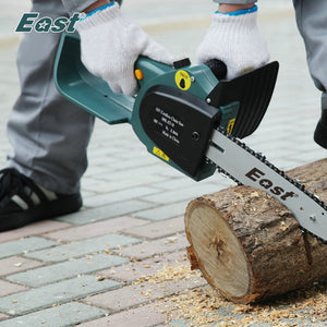 East Garden Power Tools ET2506 18V 2000mA.h Ni-cd battery Chainsaw 10'Bar and Chain cordless chainsaw rechargeable Electric Saw