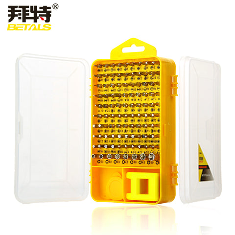 108 in 1 Screwdriver Sets Multi-function Computer & Digital Mobile Phone Repair