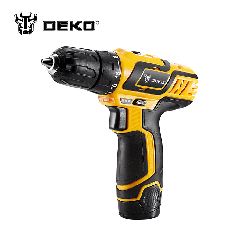 10.8V DC New Design Household Lithium-Ion Battery Cordless Drill