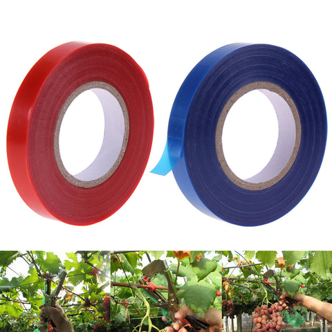 20pcs/set High Quality Plant Branch Hand Tying Binding Machine Flower Vegetable Garden Tapetool Tapener +Tapes Garden Tools