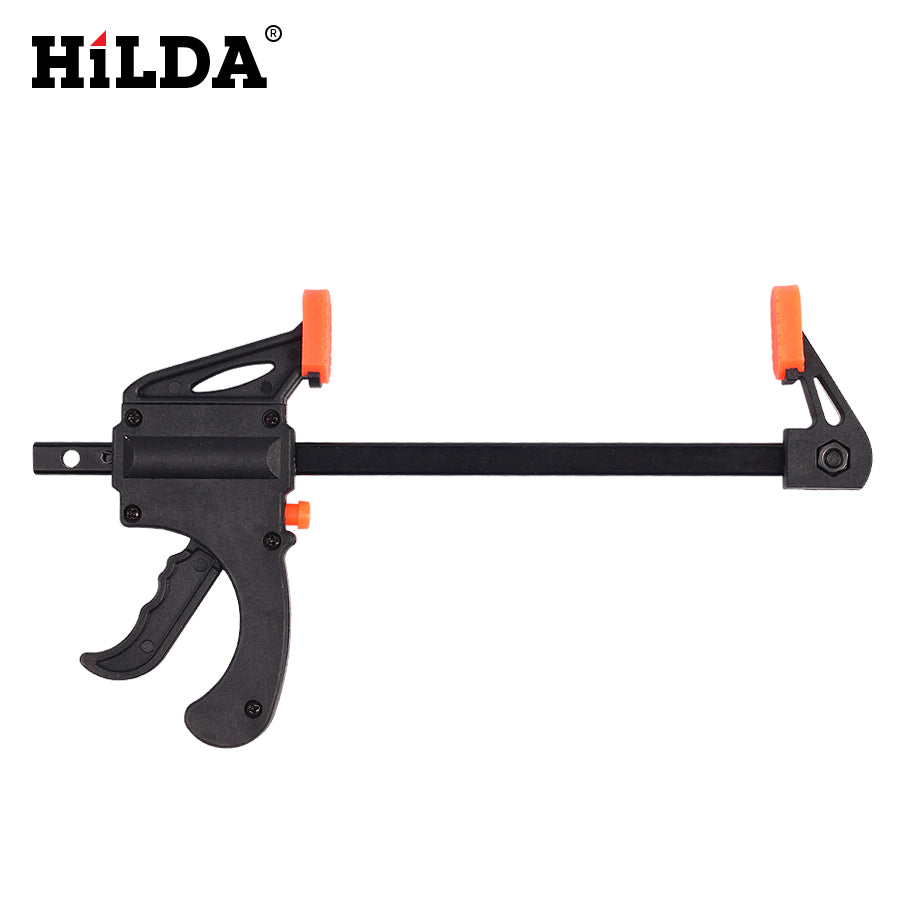 HILDA Hand Tool 4 Inch Wood-Working Bar Clamp