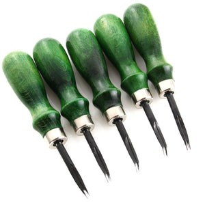 0.6-1.4mm Leather Edging Tool