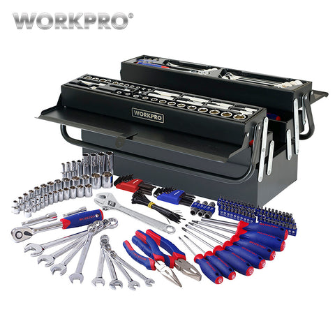 WORKPRO 183PC Tool Set