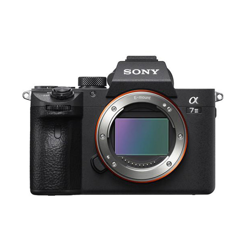 Sony Alpha 7 III Mirrorless Digital Camera (Body Only)