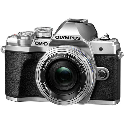 Olympus E-M10 MARK III 14- 42mm EZK BLACK M10M3