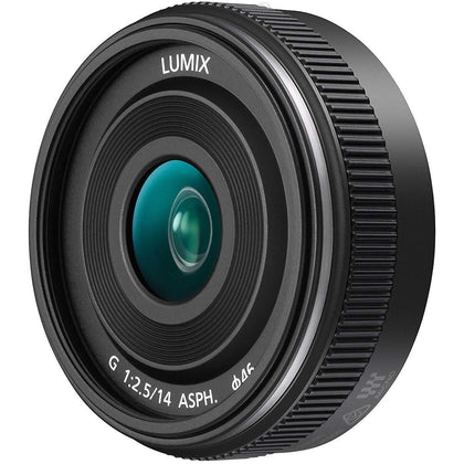 Panasonic Camera Accy H-H014AE-K 14mm Lense
