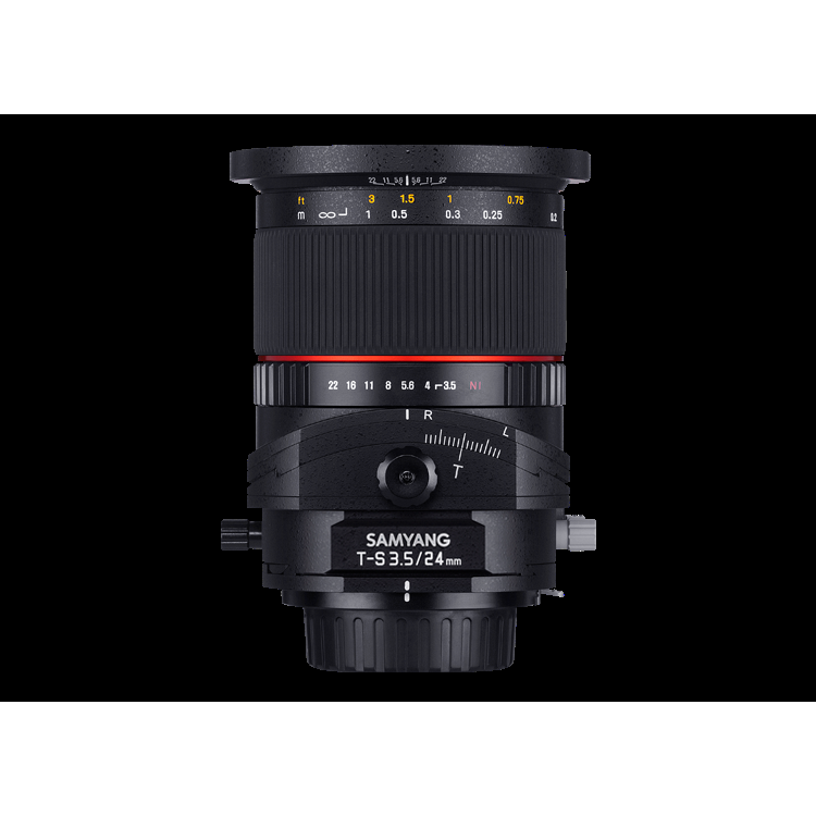 Samyang TILT/SHIFT LENS 24mm F3.5 ED AS UMC