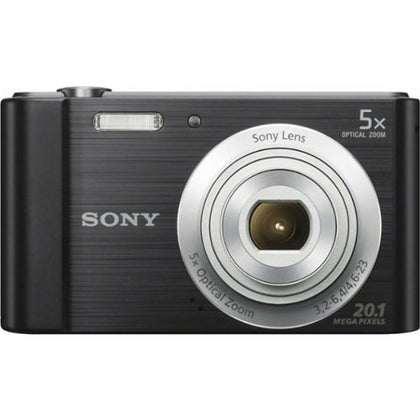 Sony W800 Compact Camera with 5x Optical Zoom DSC-W800