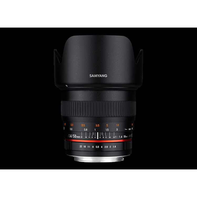 Samyang 50mm F1.4 AS UMC Sony EMount