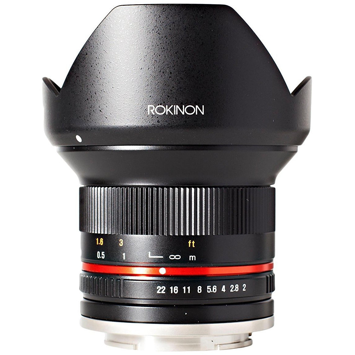 Samyung 12mm F2.0 NCS CS Ultra Wide Angle Lens Sony E-Mount