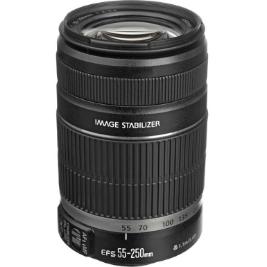 Canon EF 55-250mm IS USM