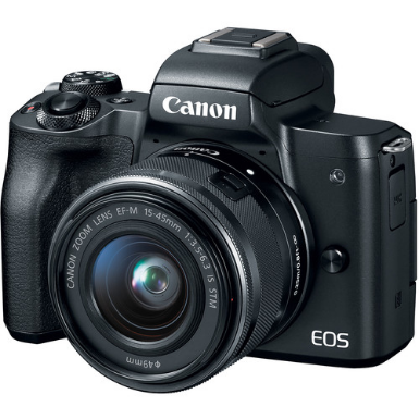 Canon EOS M50 Camera