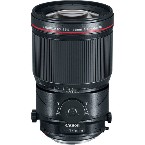 Canon TS-E135mm f/4L Macro Tilt-Shift Lens