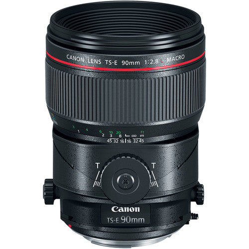 Canon TS-E90mm 1:2.8L Macro Tilt-Shift Lens